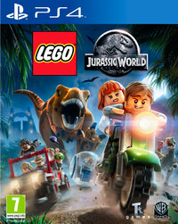 LEGO: Jurassic World (PS4) - Cover