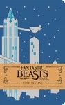 Fantastic Beasts and Where to Find Them Ruled Notebook 2 - Insight Editions (Hardcover)