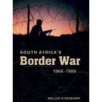South Africa's Border War 1966-1989 - Willem Steenkamp (Hardcover)
