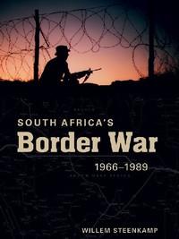 South Africa's Border War 1966-1989 - Willem Steenkamp (Hardcover) - Cover