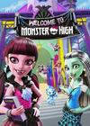 Welcome to Monster High (DVD) Cover