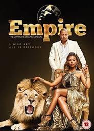 Empire - Season 2 (DVD) - Cover