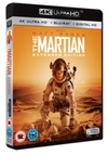 The Martian: Extended Edition (4K Ultra HD + Blu-ray)
