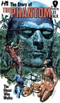 The Story of the Phantom - Lee Falk (Paperback)