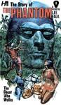 The Story of the Phantom - Lee Falk (Paperback)
