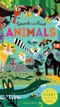 Search and Find Animals - Fermin Solis (Hardcover)