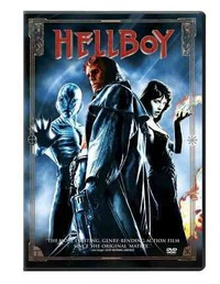 Hellboy (Region 1 DVD) - Cover
