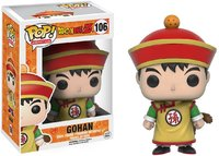 Funko Pop! Animation - Dragon Ball Z Kid Gohan - Cover