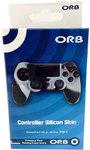 ORB PS4 Controller Skin - Black & White