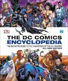 DC Comics Encyclopedia - Dorling Kindersley (Hardcover) Cover