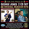 George Jones - 40 Original Musicor Hits (CD)