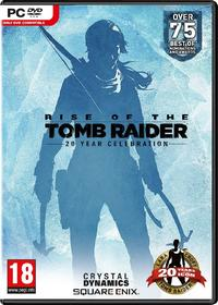 Rise of the Tomb Raider: 20 Year Celebration (PC) - Cover