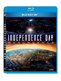 Independence Day 2: Resurgence (3D Blu-ray) - Cover
