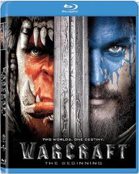 Warcraft: The Beginning (2016) (Blu-ray) - Cover