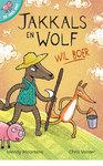 Ek Lees Self: Jakkals En Wolf Wil Boer - Wendy Maartens (Paperback)
