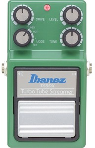 Ibanez TS9DX Tube Screamer Series Turbo Tube Screamer TS9DX Electric Guitar Overdrive Pedal - Cover