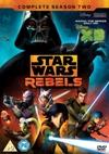 Star Wars Rebels: Complete Season 2 (DVD)