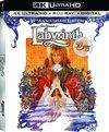 Labyrinth (30th Anniversary) (Region A - 4K Ultra HD + Blu-Ray)