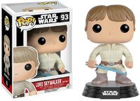 Funko Pop! Star Wars - Bespin: Luke with Lightsaber - Cover