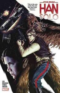 Star Wars Han Solo - Marjorie Liu (Paperback) - Cover