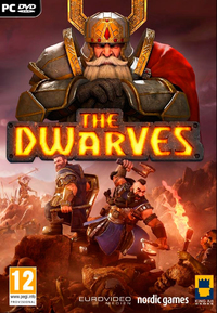 The Dwarves (PC) - Cover