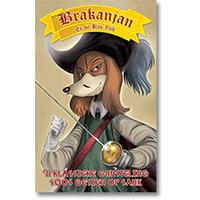 Brakanjan En Die Blou Valk (DVD)