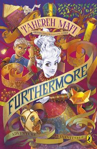 Furthermore - Tahereh Mafi (Paperback) - Cover