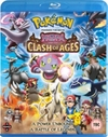 Pokémon the Movie: Hoopa and the Clash of Ages (Blu-ray) Cover