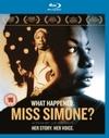 What Happened, Miss Simone? (Blu-ray)
