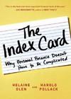 The Index Card - Helaine Olen (Paperback)