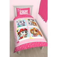 Paw Patrol - Star Single Panel Duvet