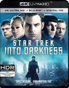 Star Trek Into Darkness (Region A - 4K Ultra HD + Blu-Ray)