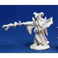 Bones: Leisynn, Mercenary Mage (Miniatures)