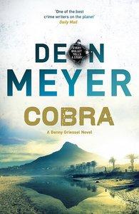Cobra - Deon Meyer (Paperback) - Cover