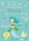 Little Sticker Dolly Dressing Mermaid - Fiona Watt (Paperback)