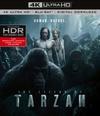 Legend of Tarzan (Ultra HD Blu-ray)