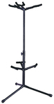 Nomad NGS-2213 Triple Electric and Acoustic Guitar Stand (Black)
