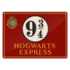 Harry Potter – Hogwarts Express A5 Metal Wall Sign Cover