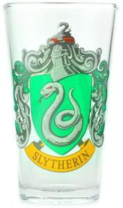Harry Potter – Slytherin Crest Glass - Cover
