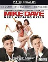 Mike and Dave Need Wedding Dates (Region A - 4K Ultra HD + Blu-Ray)