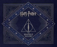 Harry Potter: the Deathly Hallows Deluxe Stationery Set - Insight Editions (Stationery) - Cover