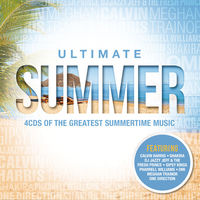 Various Artists - Ultimate Summer (CD) - Cover