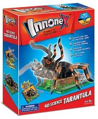 Innonex 4D Science Tarantula - Cover