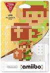 Nintendo amiibo - Link 8-Bit (For 3DS/Wii U)