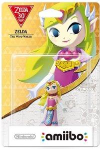 Nintendo amiibo - Zelda (The Wind Waker) (For 3DS/Wii U) - Cover