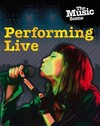 Performing Live - Matthew Anniss (Paperback)