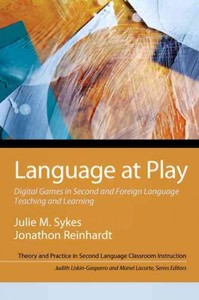 Language at Play - Julie Sykes (Paperback) - Cover