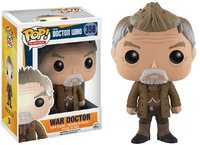 Funko Pop! Television - Doctor Who War Doctor - Cover