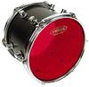 Evans TT16HR 16 Inch Hydraulic Red Tom Batter Drum Head