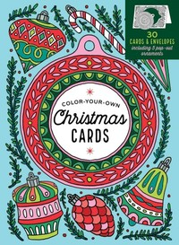 Create-Your-Own Handmade Christmas Cards - Caitlin Keegan (Stationery) - Cover